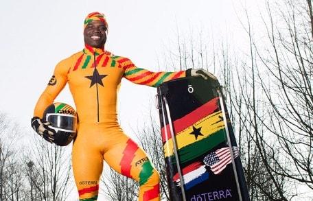 FIRST Athlete: Akwasi Frimpong