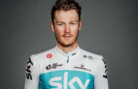 FIRST Athlete: Dylan van Baarle