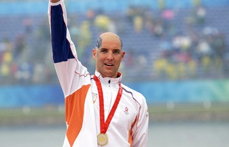 FIRST Athlete: Maarten van der Weijden