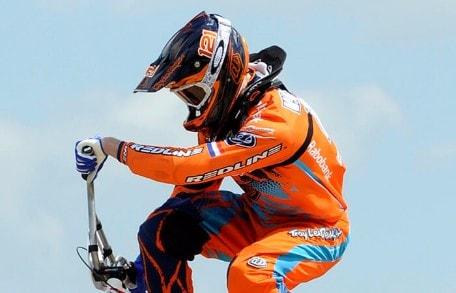 FIRST Athlete: Raymond van der Biezen