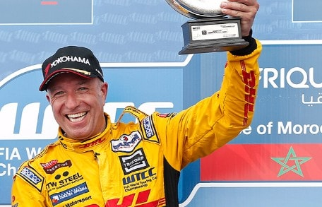 FIRST Athlete: Tom Coronel