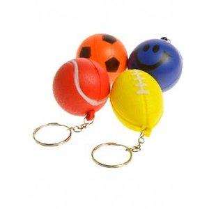 Sleutelhanger Stressbal