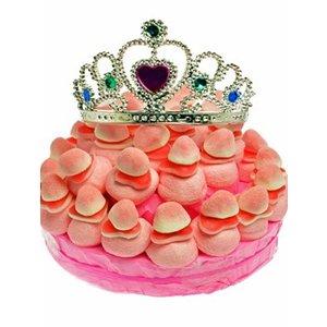 Snoeptaart Prinses (30 pers.)