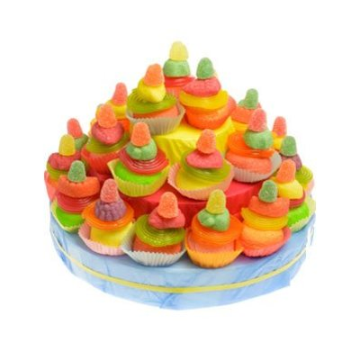 Snoeptaart Cupcakes (25 pers.)