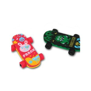 Vlakgum skateboard