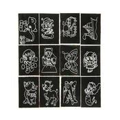 Magische kraskaarten