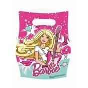 Uitdeelzakje Barbie Popstar
