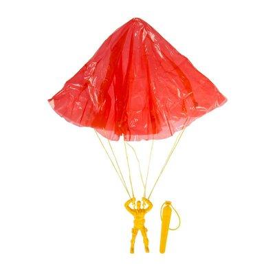 Parachute lanceerder