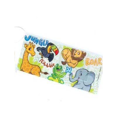 Etui/ tasje jungle dieren