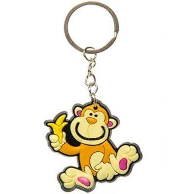 Sleutelhanger aap