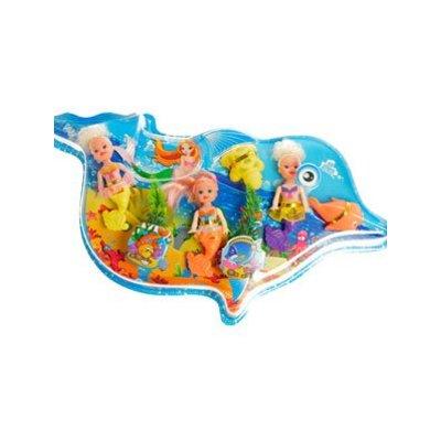 Zeemeerminnen set (Voorraad: 6 stuks)