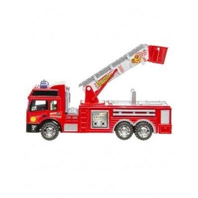 Brandweerauto Groot (Voorraad 60 stuks OP=OP)