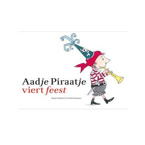Aadje Piraatje viert feest!