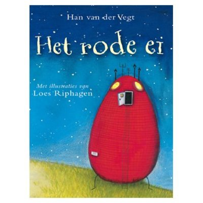 Het Rode ei ( 1 boek voorradig OP=OP)