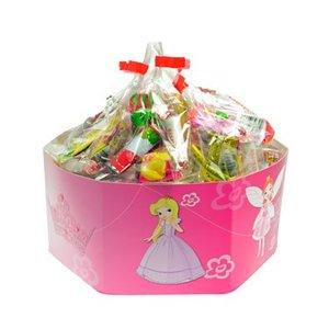 Traktatiebox Prinses (incl. snoepzakjes)