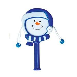 Trommeltjes Sneeuwpop