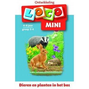 Loco Dieren en planten in het bos