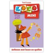 Loco Oefenen met lezen en spellen mini