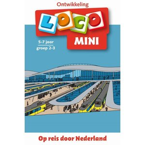 Loco Op reis door Nederland mini