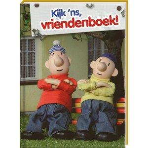 Buurman en Buurman vriendenboek
