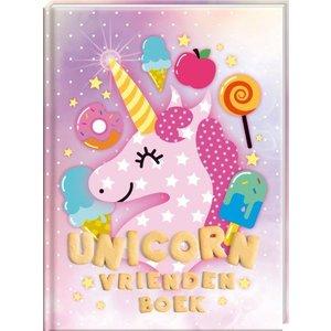 Vriendenboek Unicorn