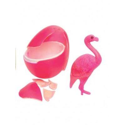 Groei ei flamingo ( Voorraad: 8 stuks OP=OP!)