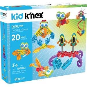 K'nex Ocean Pals Kid K'nex 65 stuks
