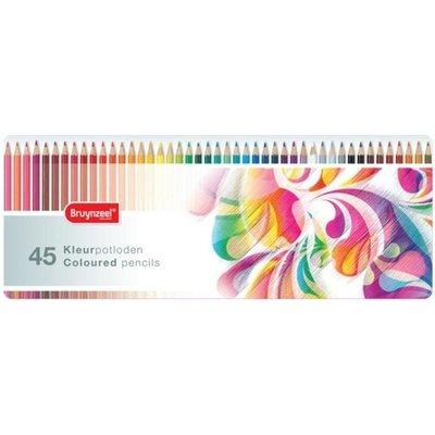 Bruynzeel Kleurblik 45 kleurpotloden Paisley
