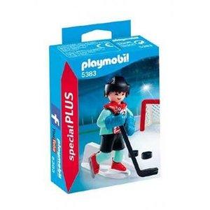 Playmobil Playmobil Plus 5383 IJshockeyspeler ( Voorraad: 4 stuks)