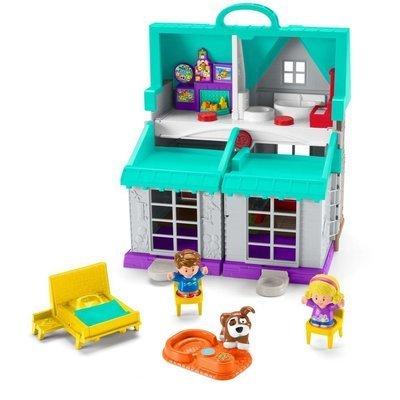 Fisher Price Handige helpers Huis Little People