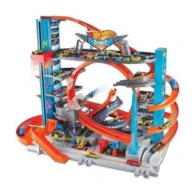 Hot Wheels Ultimate Garage Hotwheels