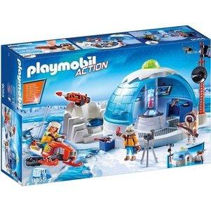 Playmobil Hoofdkwartier Poolexpeditie Playmobil 9055