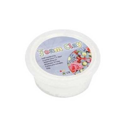 Foam Clay 35 gr. wit