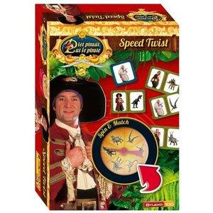 Studio 100 Piet Piraat Reisspel - Speed twist