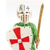 Maak je eigen ridder helm