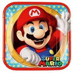 Super Mario feestje