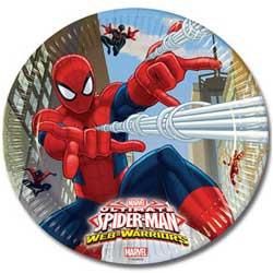 Spiderman feestje