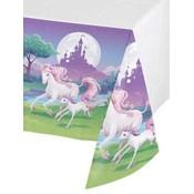 Tafelkleed eenhoorn paars