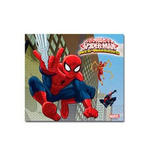 Servetten spiderman