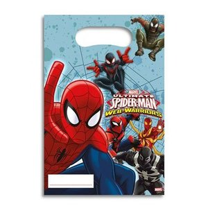 Feestzakje spiderman