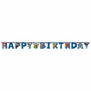 Paw Patrol Verjaardag Slinger (1,60 meter)