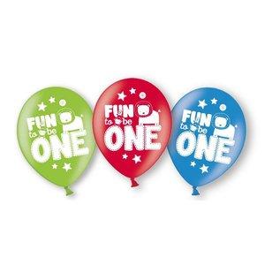Ballonnen jongen 1 jaar