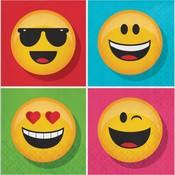 Emoji Servetten