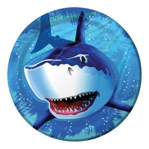 Haaien Bordjes ( nog 8 st. leverbaar )