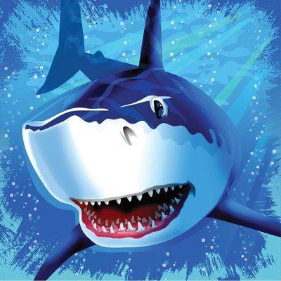Haaien Servetten