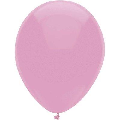 Ballonnen roze 25 cm