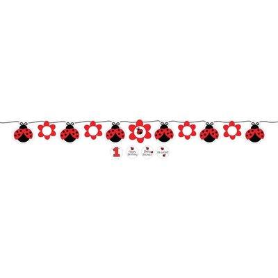Letterslinger lieveheersbeestje (1,7 meter)