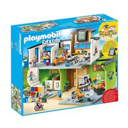 Playmobil sets