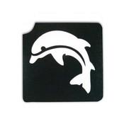 Tattoo Sjabloon Dolfijn