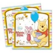 Servetten Winnie the Pooh